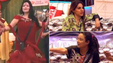 Bigg Boss 14 October 4: From Radhe Maa Ki Chowki To Nikki Tamboli's Manicure Drama, 5 Interesting Highlights From Day 1 Of The Reality Show!