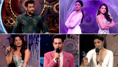 Bigg Boss 14: Shardul Pandit Gets Into A Verbal Fight With Naina Singh and Kavita Kaushik