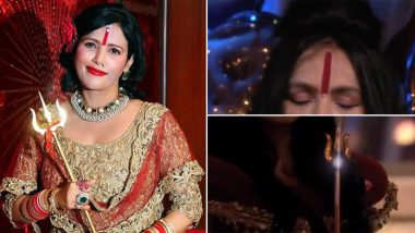 Bigg Boss 14: Radhe Maa's Obsession With Her Divine Trishul Is Giving Sleepless Nights to the Makers - Reports