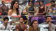 Bigg Boss 14 Somvaar Ka Vaar October 19: Nikki Tamboli Chooses Sidharth Shukla As Her Mentor, Rubina Dilaik-Abhinav Shukla Pick Hina Khan - 5 Highlights of BB 14