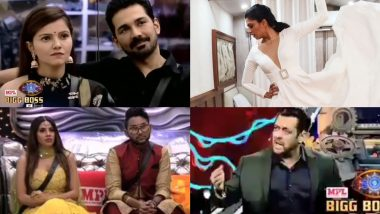 Bigg Boss 14 Weekend Ka Vaar October 24: Salman Khan Slams Rubina Dilaik, Kavita Kaushik Makes a Virtual Appearance – 5 Highlights of BB 14