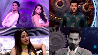 Bigg Boss 14 Weekend Ka Vaar October 25: Kavita Kaushik Becomes the New Captain, Shardul Pandit's Distasteful Comment Fumes Naina Singh- 5 Highlights of BB 14