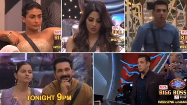 Bigg Boss 14 Weekend Ka Vaar October 10: Nikki Tamboli Gets The Confirmed Tag, Eijaz Khan's Raaz Out - 5 Highlights From Salman Khan's Reality Show!