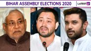 Bihar Assembly Elections 2020 Phase 1 Live Streaming: Watch Live Updates on Voting in 71 Constituencies on Zee Bihar Jharkhand and News18 Bihar Jharkhand
