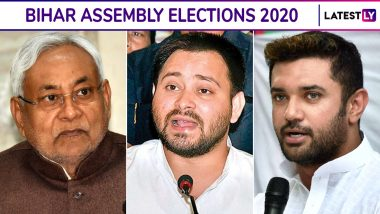 Bihar Assembly Elections Results 2020: In Early Trends, NDA Leads in 15 Seats, Grand Alliance in 9