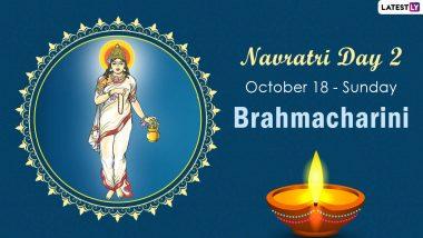 Navratri 2020 Brahmacharini Puja: Know The Colour and Goddess of Day 2 to Worship The Second Avatar of Maa Durga This Navaratri