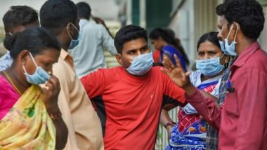 India's COVID-19 Tally Rises to 89.58 Lakh With 45,576 New Coronavirus Cases Reported in Past 24 Hours