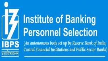 IBPS SO 2020 Notification Released at ibps.in: Over 600 Posts Up For Grab; Know Eligibility Criteria, Age Limit And Important Dates