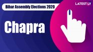 Chapra Vidhan Sabha Seat in Bihar Assembly Elections 2020: Candidates, MLA, Schedule And Result Date