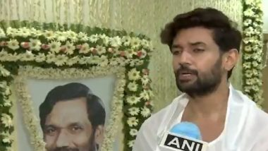 Bihar Assembly Elections 2020: Chirag Paswan Says 'PM Narendra Modi's Photo in My Heart, I am His Hanuman' (Watch Video)