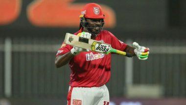 KKR vs KXIP, IPL 2020 Match Result: Chris Gayle, Mandeep Singh Guide Kings XI Punjab to 8-Wicket Win Over Kolkata Knight Riders