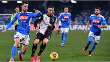 Cristiano Ronaldo and Other Juventus Players in Isolation After Two COVID-19 Positive Cases, Serie A 2020–21 Match Against Napoli Doubtful
