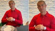 Cristiano Ronaldo Continues to Flaunt New Look, Appears Classy as Ever in Latest Instagram Picture From Self-Isolation!