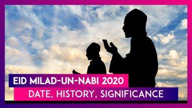 Eid Milad-Un-Nabi 2020: Date, History, Significance, Celebrations Of Mawlid & COVID-19 Precautions