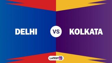 DC vs KKR Highlights VIVO IPL 2021: Delhi Capitals Beat Kolkata Knight Riders by 7 Wickets