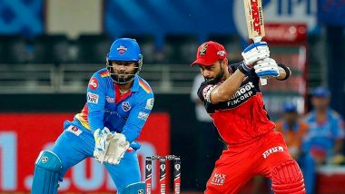 DC vs RCB Highlights IPL 2021: Royal Challengers Bangalore Beat Delhi Capitals By 1 Run