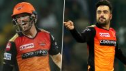 SRH vs DC Highlights Dream11 IPL 2020: David Warner, Rashid Khan Create Records In Sunrisers Hyderabad's 88-Run Triumph