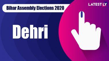 Dehri Vidhan Sabha Seat Result in Bihar Assembly Elections 2020: RJD's Phate Bahadur Singh Wins, Elected as MLA