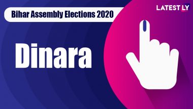 Dinara Vidhan Sabha Seat Result in Bihar Assembly Elections 2020: RJD's Vijay Kumar Mandal Wins, Elected as MLA