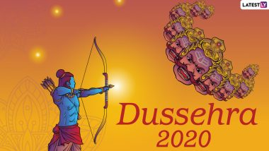 Dussehra 2020 FAQs: 'Why is Dussehra Celebrated?' to 'Why is it called Dussehra?' Mostly Asked Questions About The Vijayadashami Festival Answered