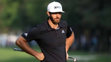 Dustin Johnson, World Number One Golfer, Tests Positive for COVID-19; Withdraws from PGA Tour event