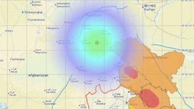 Earthquake in Afghanistan: Quake Measuring 5.2 Magnitude Hits Hindu Kush