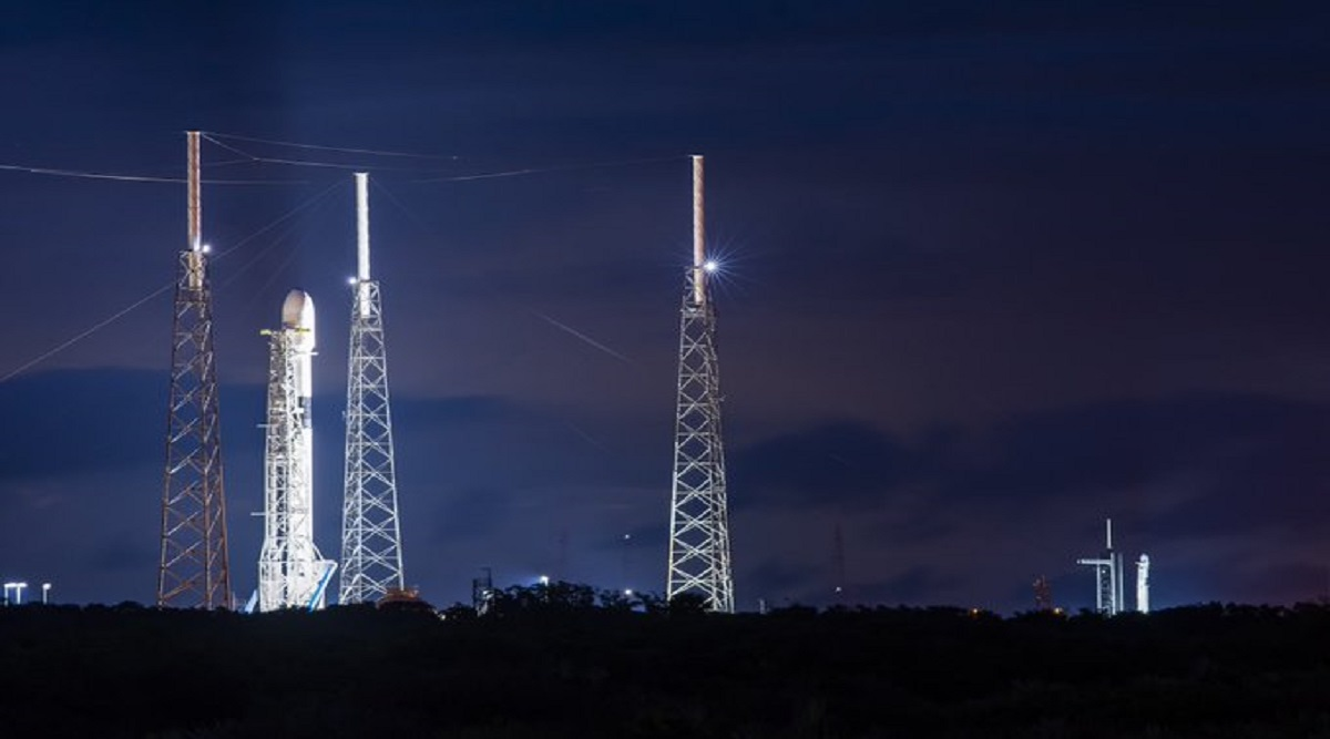 Science News | ⚡SpaceX's Delta 4-Heavy Launch Stopped Due to Technical Issue - LatestLY