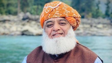 'Pakistan Army Should Stop Interfering or There Will Be No Unity in the Country', Says Jamiat Ulema-e Islam (F) Chief Fazlur Rehman