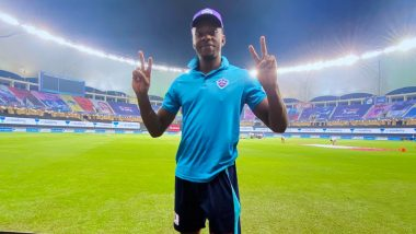 IPL 2021: Delhi Capitals' Bowler Kagiso Rabada Believes That They Have Great Chance To Qualify for Playoffs