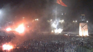 Kyrgyzstan Elections 2020: Protesters Storm Kyrgyz White House Alleging Vote-Rigging