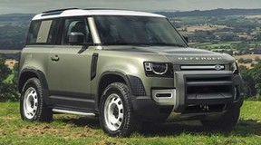 Land Rover Defender SUV Debuts in India with Price Starting at Rs 73.98 Lakh