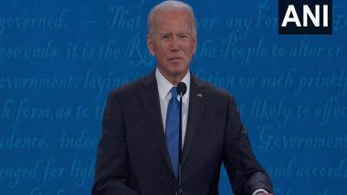 US President-Elect Joe Biden Announces Free of Charge COVID-19 Vaccine for All Citizens Once Approved; Says Will Ensure Equitable & Efficient Distribution