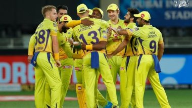 CSK Out of IPL 2020 Playoffs, MS Dhoni-led Side Misses on Final Four Berth for the First Time