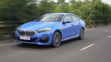 BMW 2 Series Gran Coupe Officially Launched; India Prices Start at Rs 39.3 Lakh