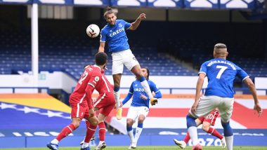 EVE 2–2 LIV, Premier League 2020–21 Match Result: Dominic Calvert-Lewin Earns Everton 2–2 Draw With Liverpool