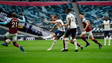 Tottenham Hotspur 3-3 West Ham United, Premier League 2020-21 Match Result: Spurs Collapse On Gareth Bale's EPL Return