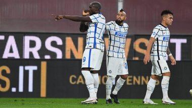 Inter Milan 2-0 Genoa, Serie A 2020-21 Match Result: 'Diamond in the Rough' Romelu Lukaku Saves Inter Again