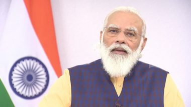 PM Narendra Modi Inaugurates 4th Edition of CERAWeek; Achieving 450 GW by 2030, Digital Innovations Across Energy Systems Are Among 7 Key Drivers of Energy Map Listed by PM