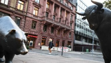 German Economy Recovering After COVID-19 Slump, GDP Rises by 8.2% in Q3
