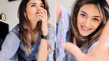 Erica Fernandes' Blooming Good Morning Selfie Is Chic and Surprisingly Easy on the Wallet Too!