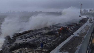 Mumbai Rains: Heavy to Very Heavy Rainfall Likely in Mumbai, Thane, Palghar Tomorrow, IMD Issues Orange Alert