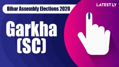 Garkha Vidhan Sabha Seat in Bihar Assembly Elections 2020: Candidates, MLA, Schedule And Result Date