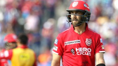 Glenn Maxwell's Another Poor Performance in IPL 2020 Leaves Fans Furious, Netizens Troll KXIP Star With Funny Memes