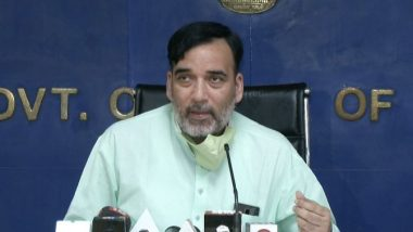 Red Light On, Gaadi Off Will Be Launched in All 272 Wards Across Delhi, Says Gopal Rai