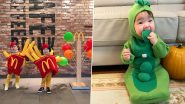 Halloween 2020: NICU Babies Wear Adorably Scary Costumes at Florida Hospital, From French Fries to Pirate, Take a Look at 7 Funny Yet Scary Clothes to Dress Your Children This Season!