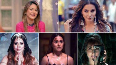 Happy Birthday Hina Khan: From Akshara, Komolika to Sameera Khanna – The Many Characters Played By The Actress On TV and In Bollywood!