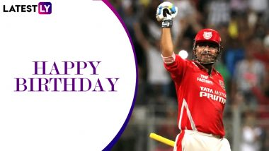 Virender Sehwag Birthday Special: 122 vs Chennai Super Kings and Other Spectacular IPL Knocks by Former KXIP Opener