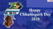 Chhattisgarh Formation Day 2020 Wishes & Greetings: Celebrate Chhattisgarh Rajyotsava With HD Images and Wallpapers, Quotes, WhatsApp Messages and Facebook Status on November 1