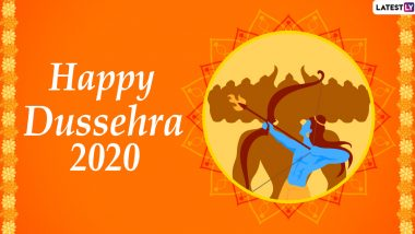 On Dussehra 2020, Know What The 10 Heads of Ravana Stand For, Interesting Facts About The Demon King of Lanka That Reveal His Other Side