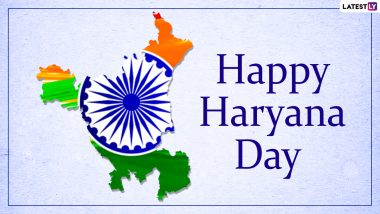 Haryana Day 2020 Wishes & Greetings: Share HD Images and Wallpapers, Quotes, WhatsApp Messages and Facebook Status With Family and Friends